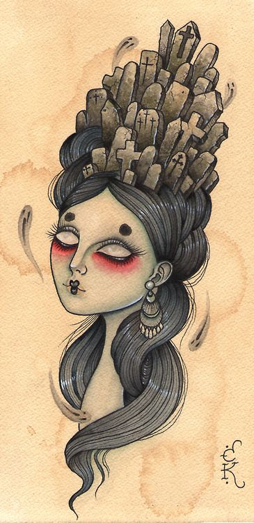Looks like nice tattoo inspiration | The Dark Arts ...