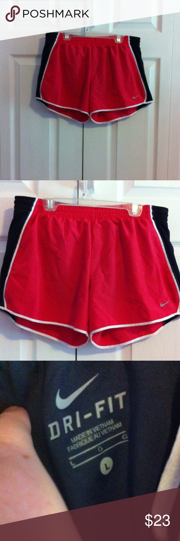 Nike Dri Fit Running Shorts Near perfect condition running shorts Nike Shorts