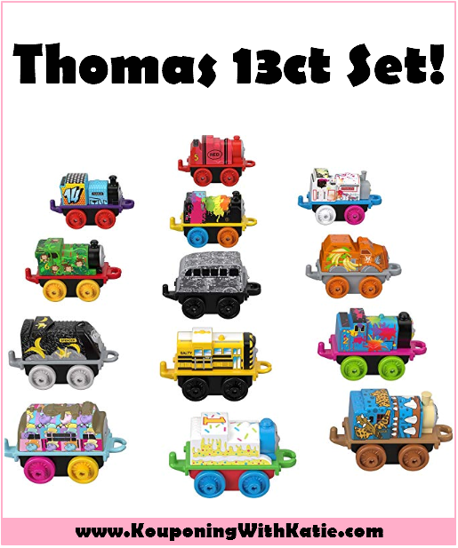 $9.99 Thomas Engine Favors In Gift Bags, Set Of 13