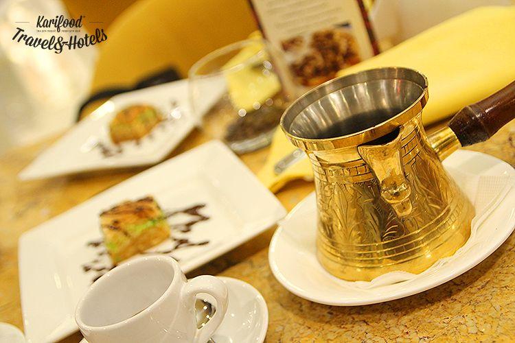 Кофейный маршрут Киева. Джезва | Karifood