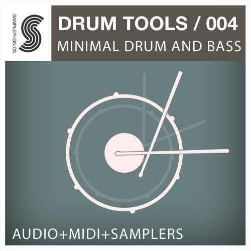 Drum Tools 004 Minimal Drum & Bass MULTiFORMAT TEAM MAGNETRiXX | 1 July 2013 | 102 MB Introducing the 4th sample pack in our Drum Tools library, conta