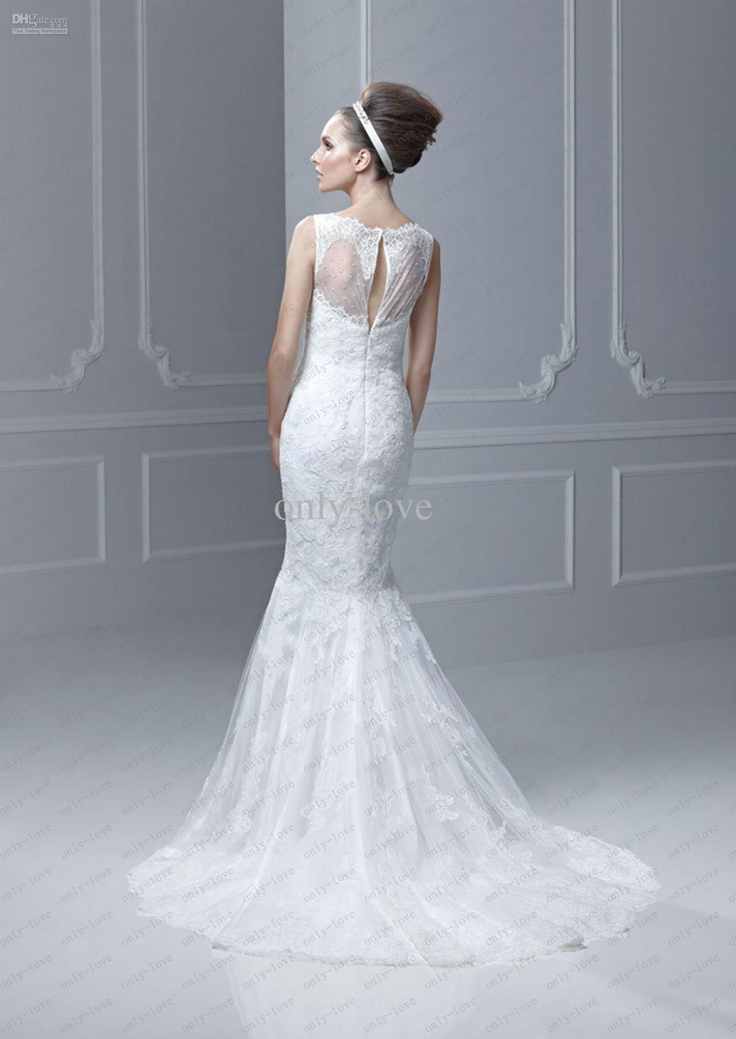 Bateau wedding dress with hair up - Google Search