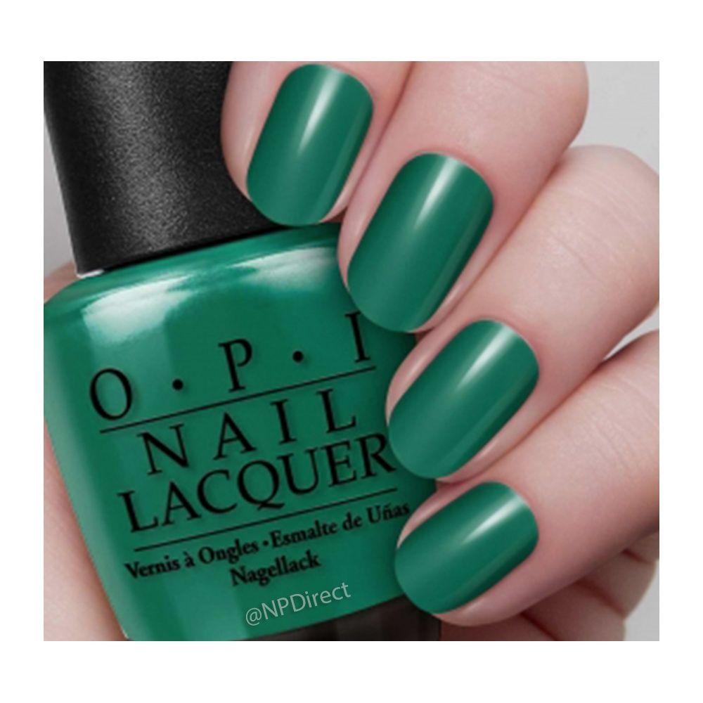 OPI Nail Polish - Jade Is The New Black (NL H45) 15ml | Nails ...