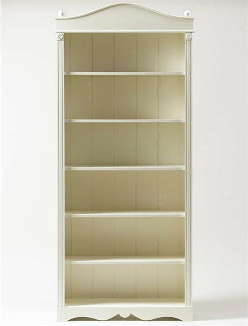 Off White Bookcase 15 Photos Bookcases Xtwzzdt In