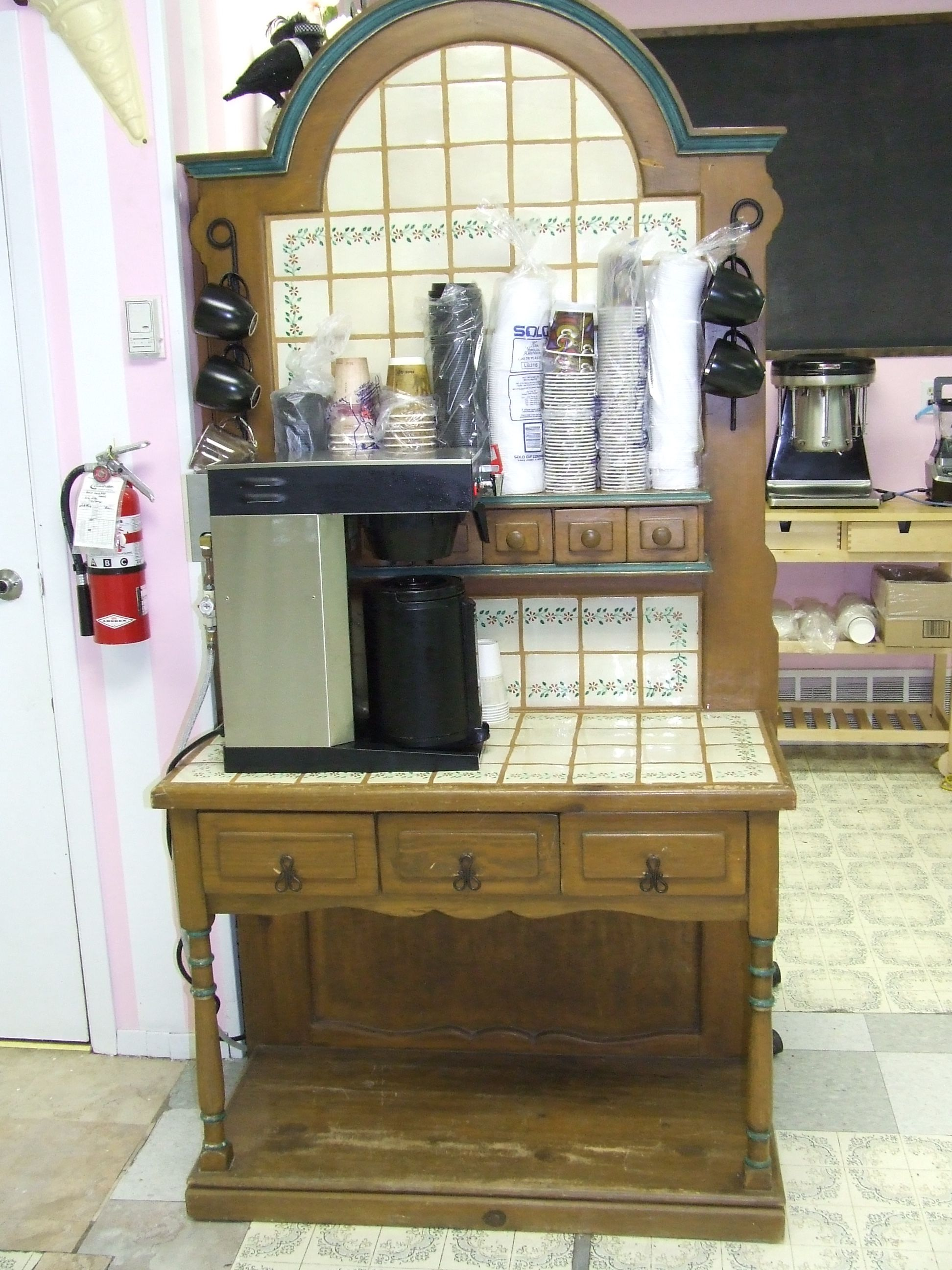 Furniture stores in red deer ab - Love This Piece Sold Wood Coffee Bar Colours Of Store Are Cotton Candy Pink