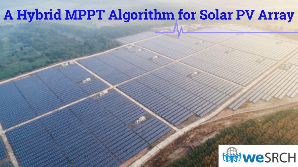 Site Under Maintenance Solar Solar Pv Algorithm