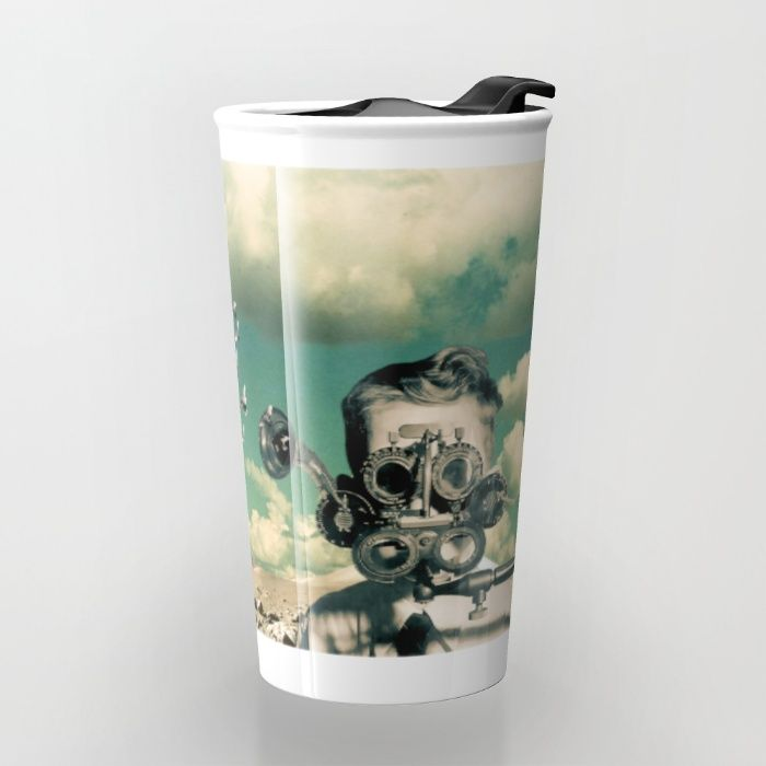 Buy Already there Travel Mug by Tanja Jeremić. Worldwide shipping available at Society6.com. Just one of millions of high quality products available.