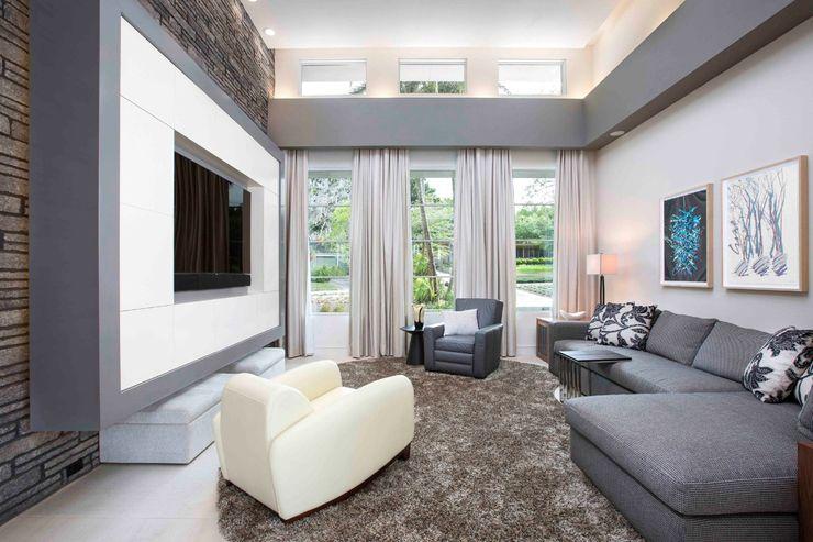 Maison contemporaine en Floride au design luxueux et élégant | Bazin ...