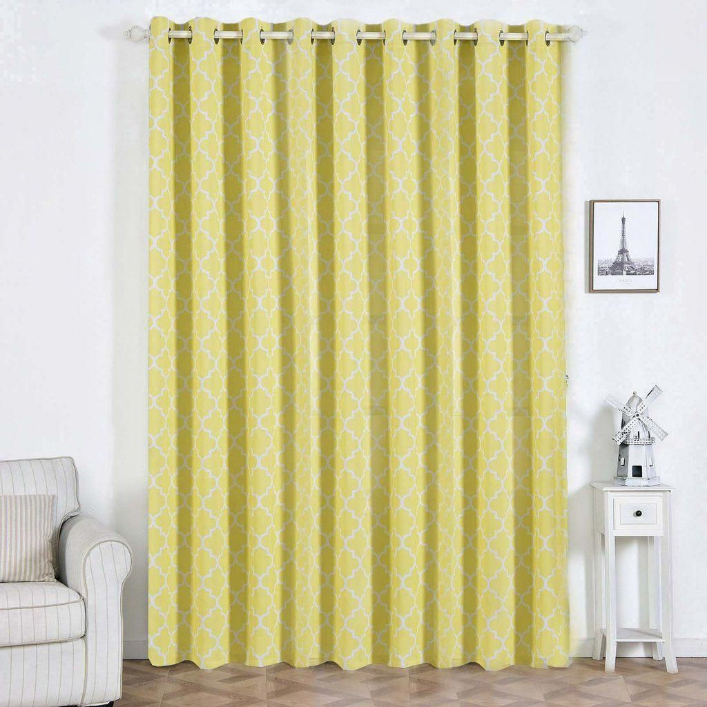 This Kind Of Bamboo Curtains Is Surely An Inspiring And First Rate Idea Bamboocurtains Printed Curtains Curtain Patterns Grommet Curtains