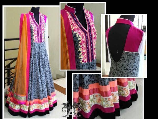 Best Indian Anarkali Suits Pishwas Dresses 2018-2019 ...