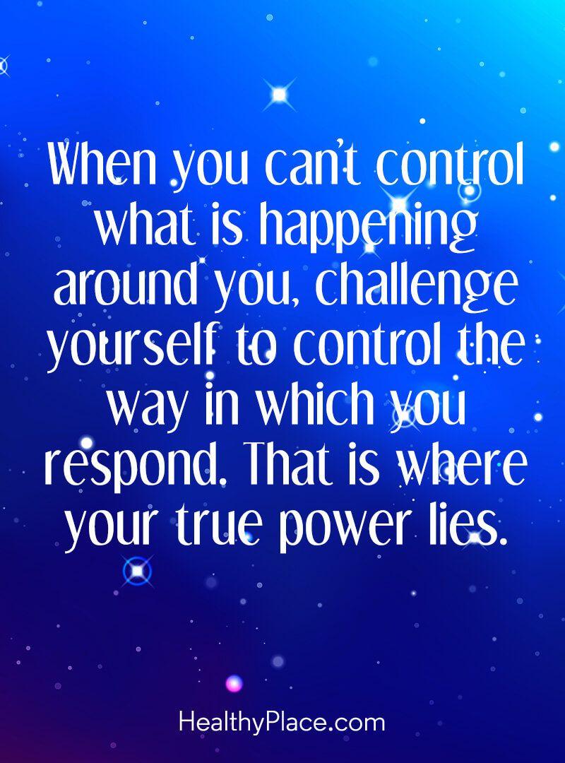 SelfHelp Quote Self control quotes, Control quotes