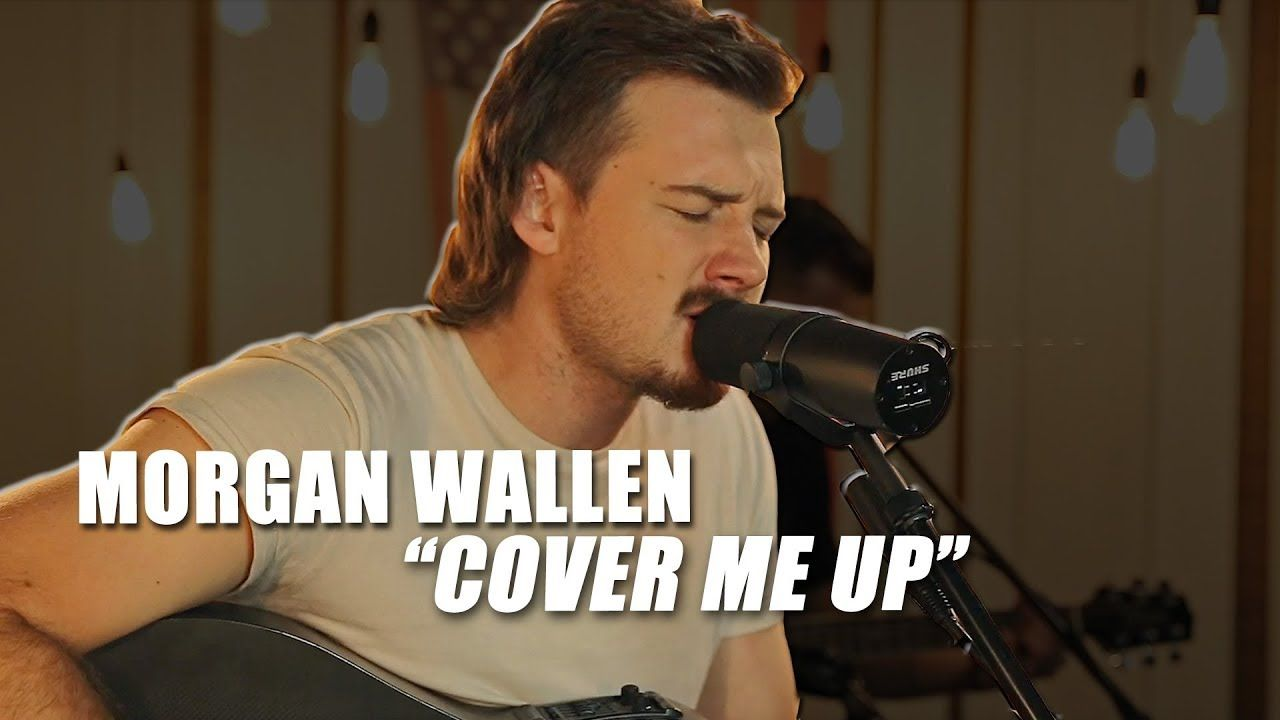 Morgan Wallen Covers Jason Isbell's 'Cover Me Up' and    WOW