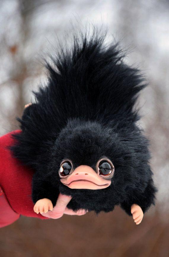 Baby Niffler In 2019 Baby Niffler