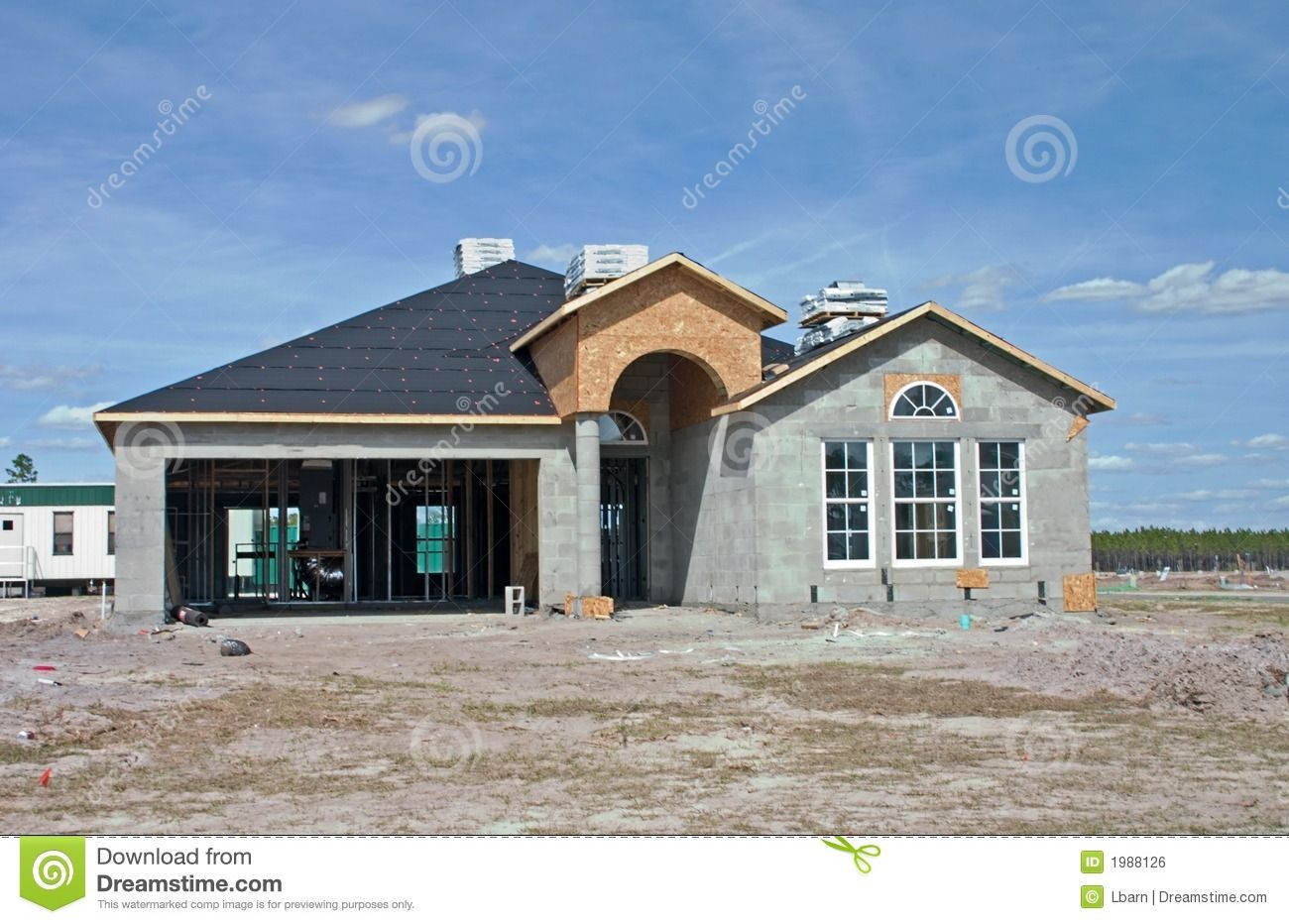 New Concrete Block Home Construction Cinder Block House Concrete Blocks Steel Building Homes