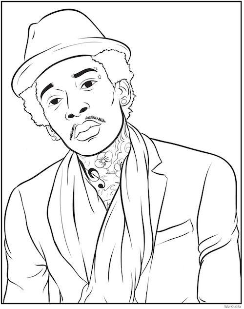 Rap Coloring Book An Interview With Creators Bun B Amp Shea