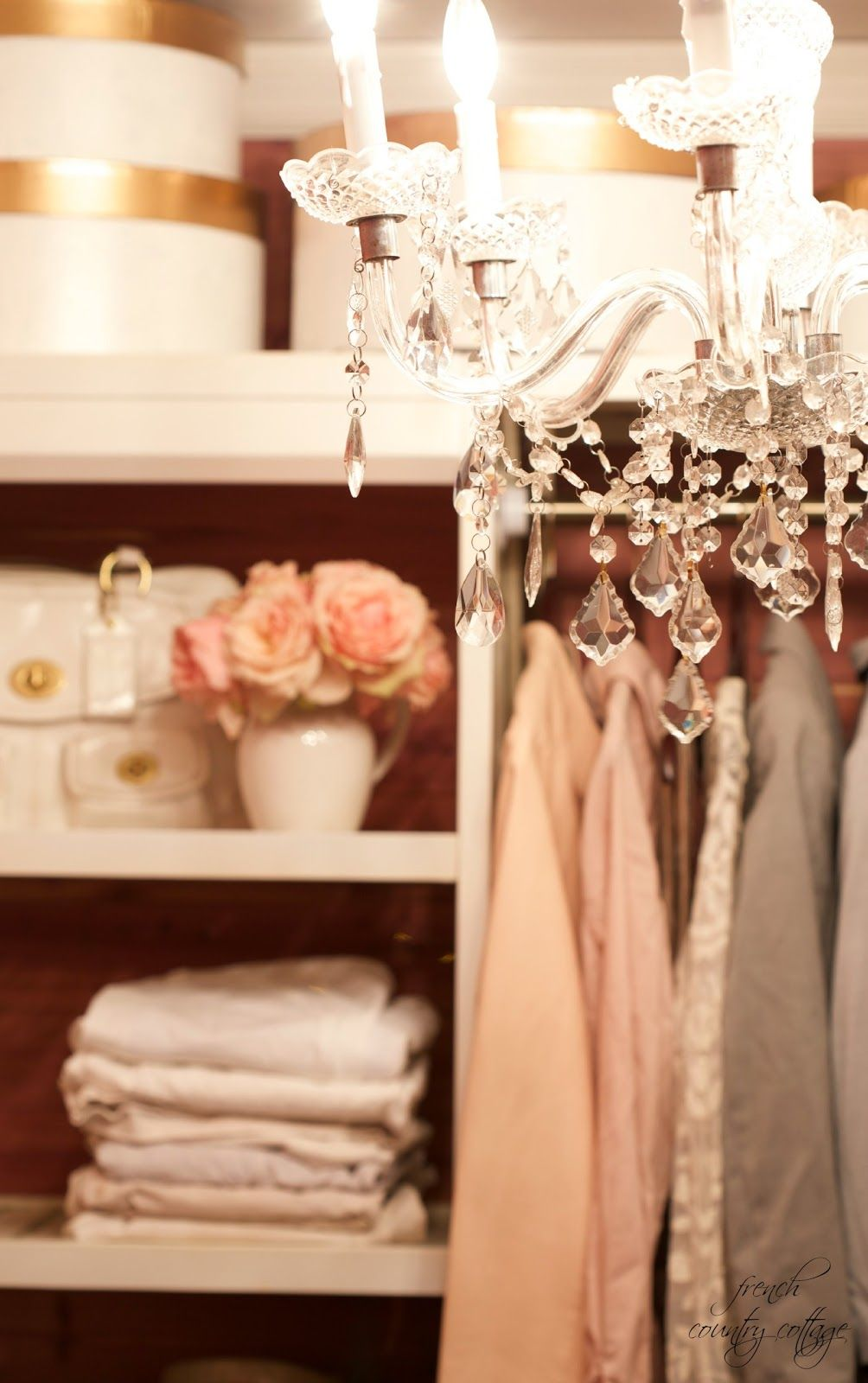 French Glam Closet Makeover Part One