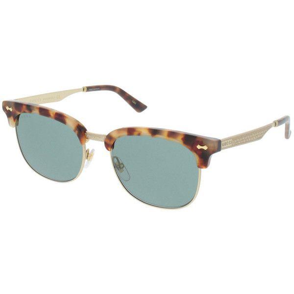 Gucci Sunglasses - Gg 0051S 002 52 - in brown b6fff4fde4