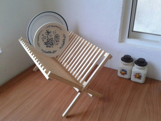 Escurridor de platos taller de carpinter a pinterest - Comment faire une brochure avec open office ...
