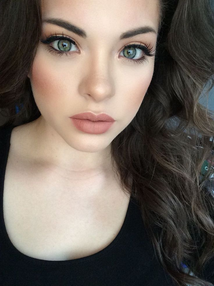 Image result for prom makeup pale skin Coll boojer Pinterest - maquillaje natural de dia