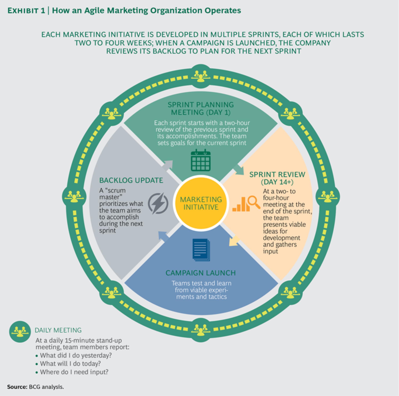 The Agile Marketing Organization