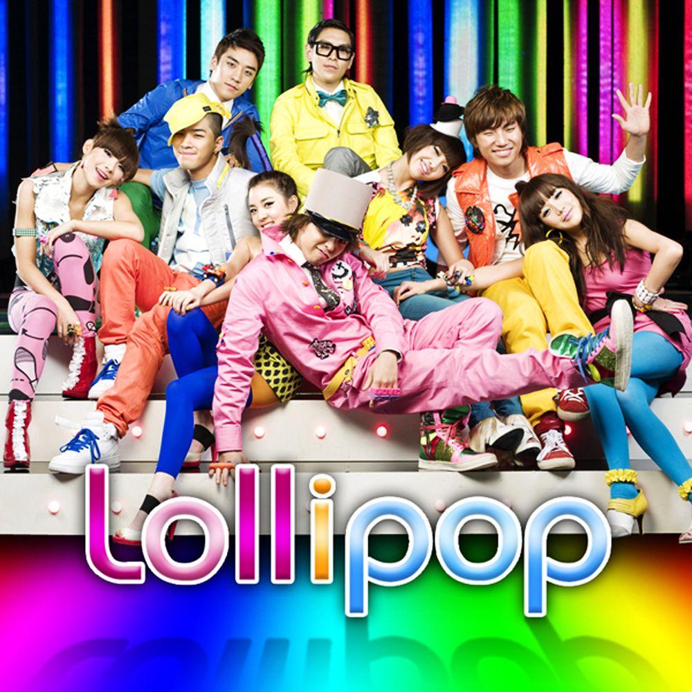 Imagini pentru big bang and 2ne1 lollipop