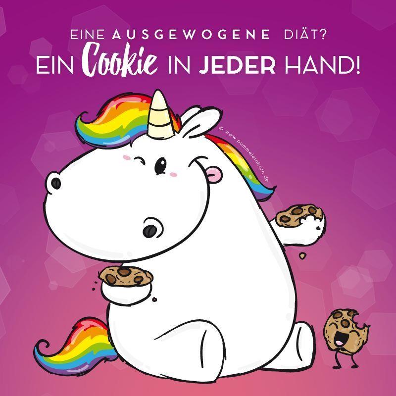 Cookie | Pummeleinhorn | Real unicorn, Unicorn quotes und ...