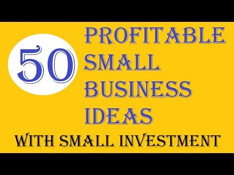 Investment options for a business
