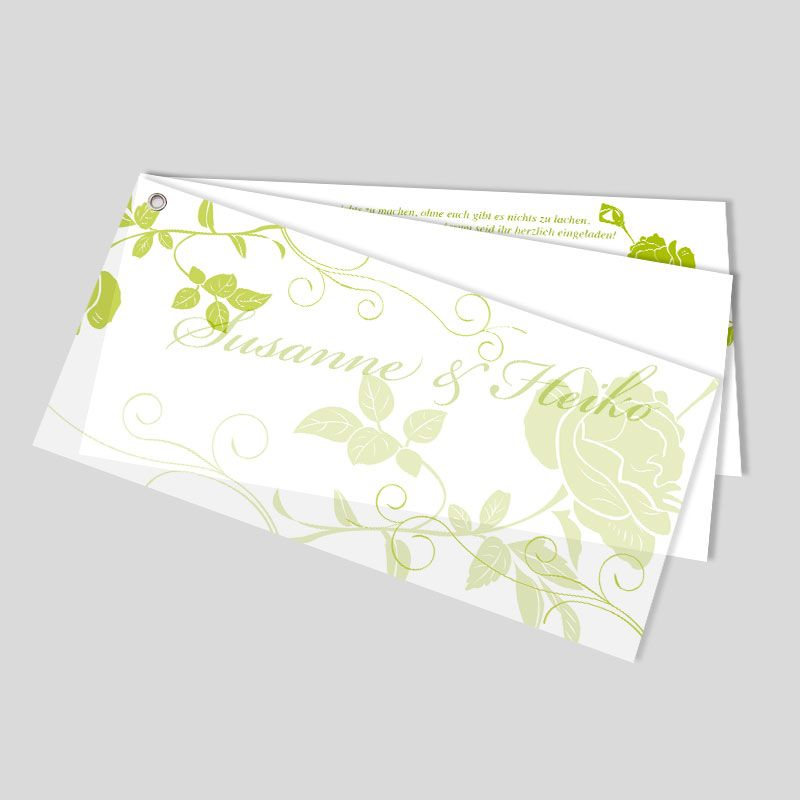 Florale Elemente Auf Der Hochzeitseinladung. Exklusive Einladungskarten Zur  Hochzeit Mit Rosen Muster