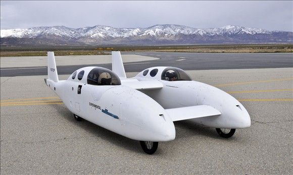 Scaled Composites BiPod | Flying Cars! | Flying car, Used ...
