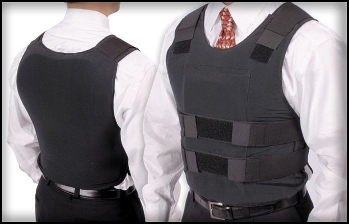 Why dont gangsters use bullet proof vests br 600 ci investment