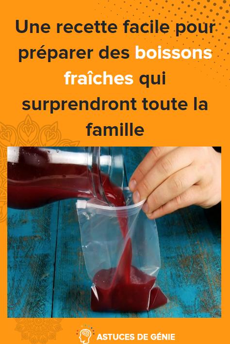 Une Pause Fraîcheur #boissonsfraîches