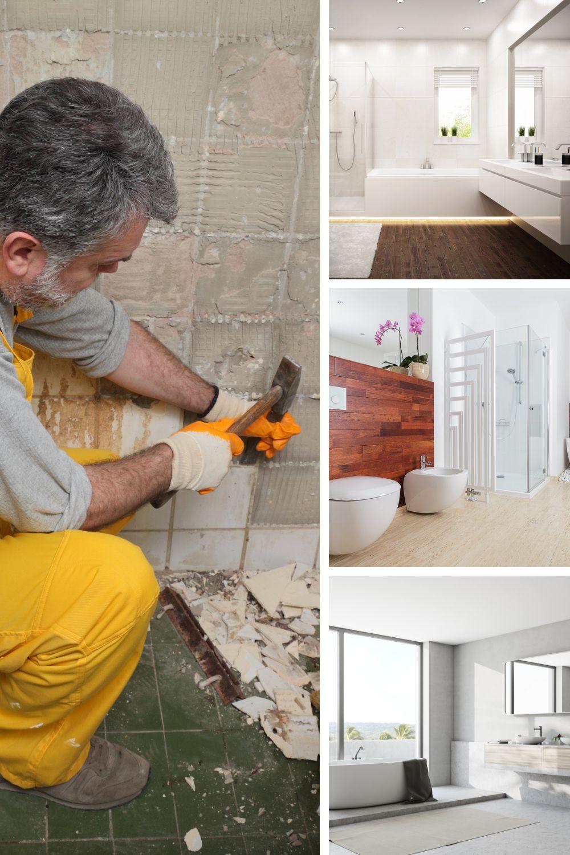 Was Kostet Ein Neues Badezimmer Neues Badezimmer Innenstallturen Bad Sanieren