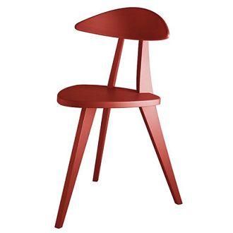Marvelous Walter Papst Three Legged Chair
