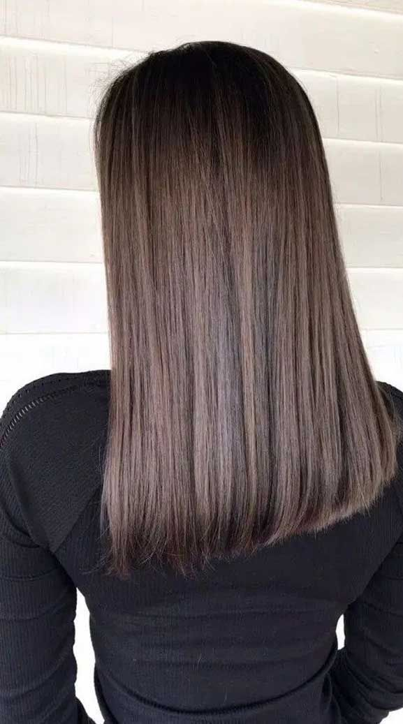 The Best Hair Color Trends And Styles For 2020 In 2020 Haircuts For Medium Hair Asian Hair Long Hair Styles