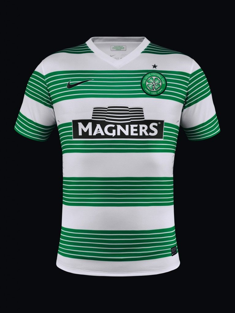 Nike Celtic Home Kit
