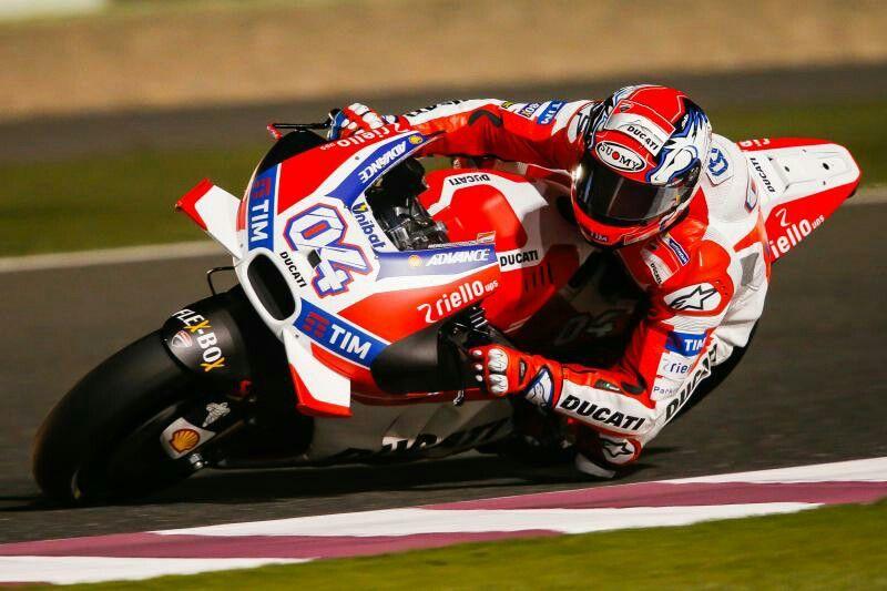 Andrea DOVIZIOSO Ducati, Marc marquez e Boxe