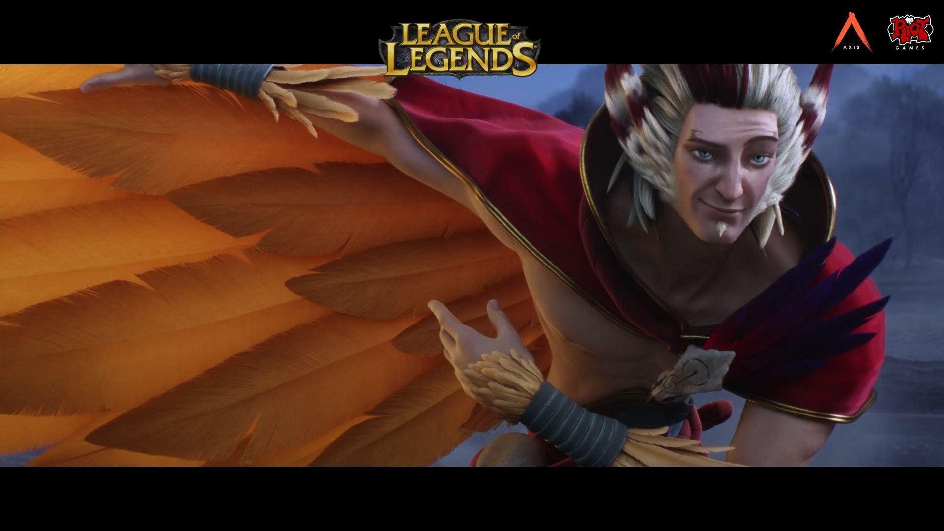 ArtStation - League Of Legends: Wild Magic - Rakan, Carl Forsberg
