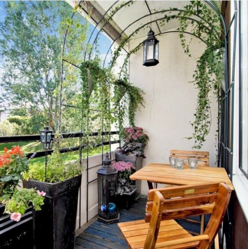 46 The Best Apartment Terrace Ideas You Can Try Http Realivin