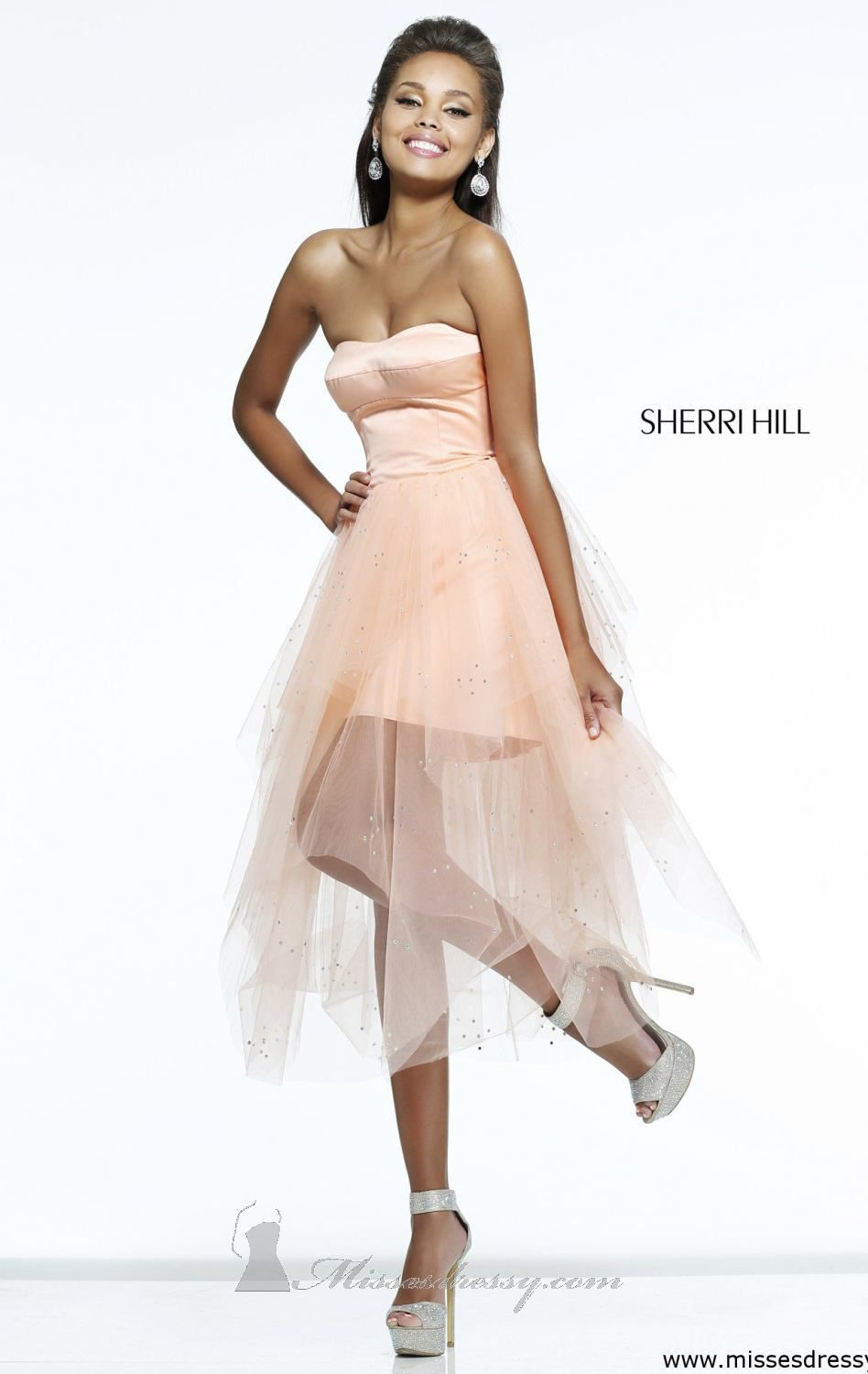 060f66430eb Sherri Hill 21246 Dress - MissesDressy.com