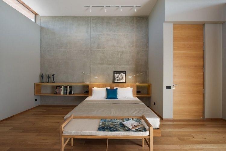 Applique murale liseuse - confort maximal dans la chambre | Têtes de ...