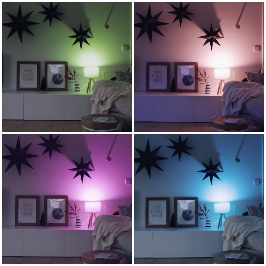 Die Smarte Beleuchtung Mit Philips Hue White And Color Ambiance Beleuchtung Hue Disco Licht