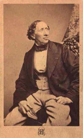 Hans Christian Andersen 1805 1875 Was A Danish Author Fairy