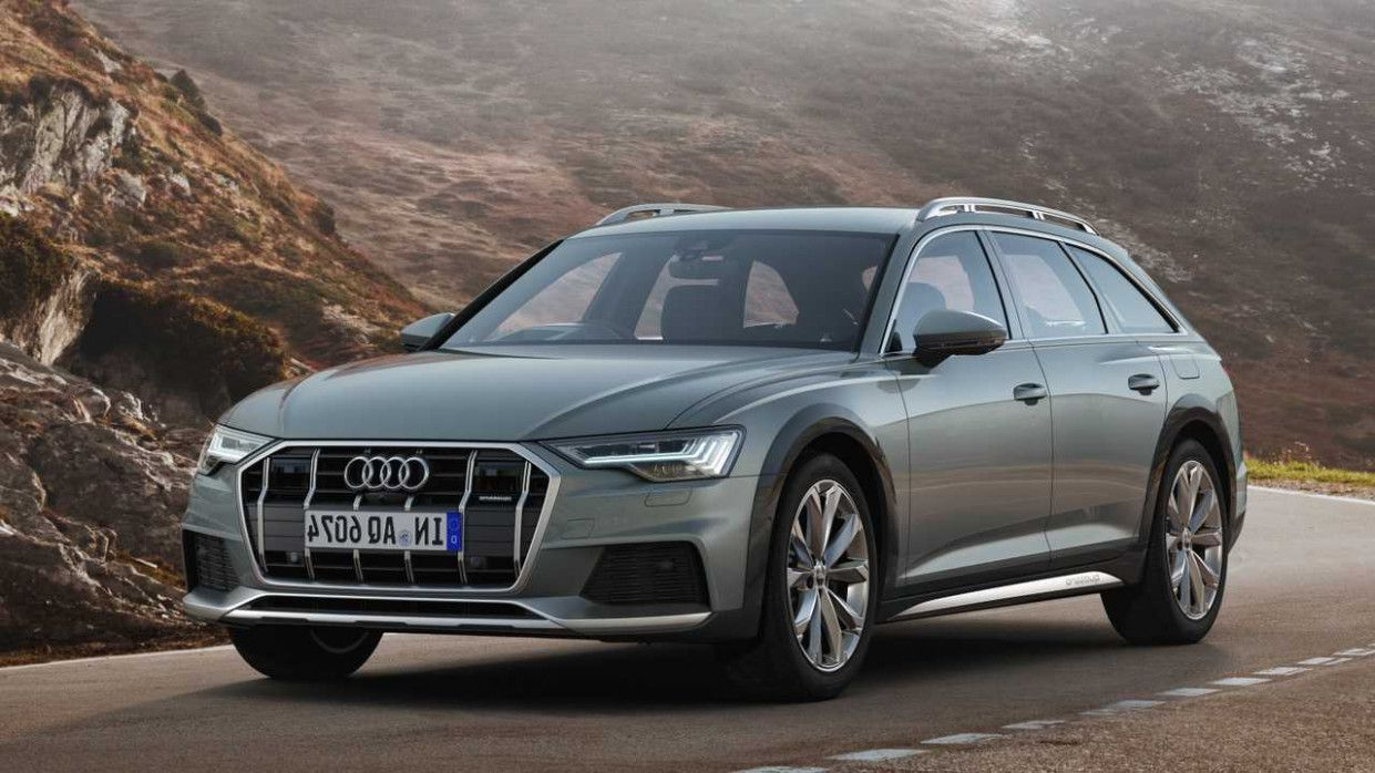 Everything You Need To Know About 2020 Audi A6 Allroad