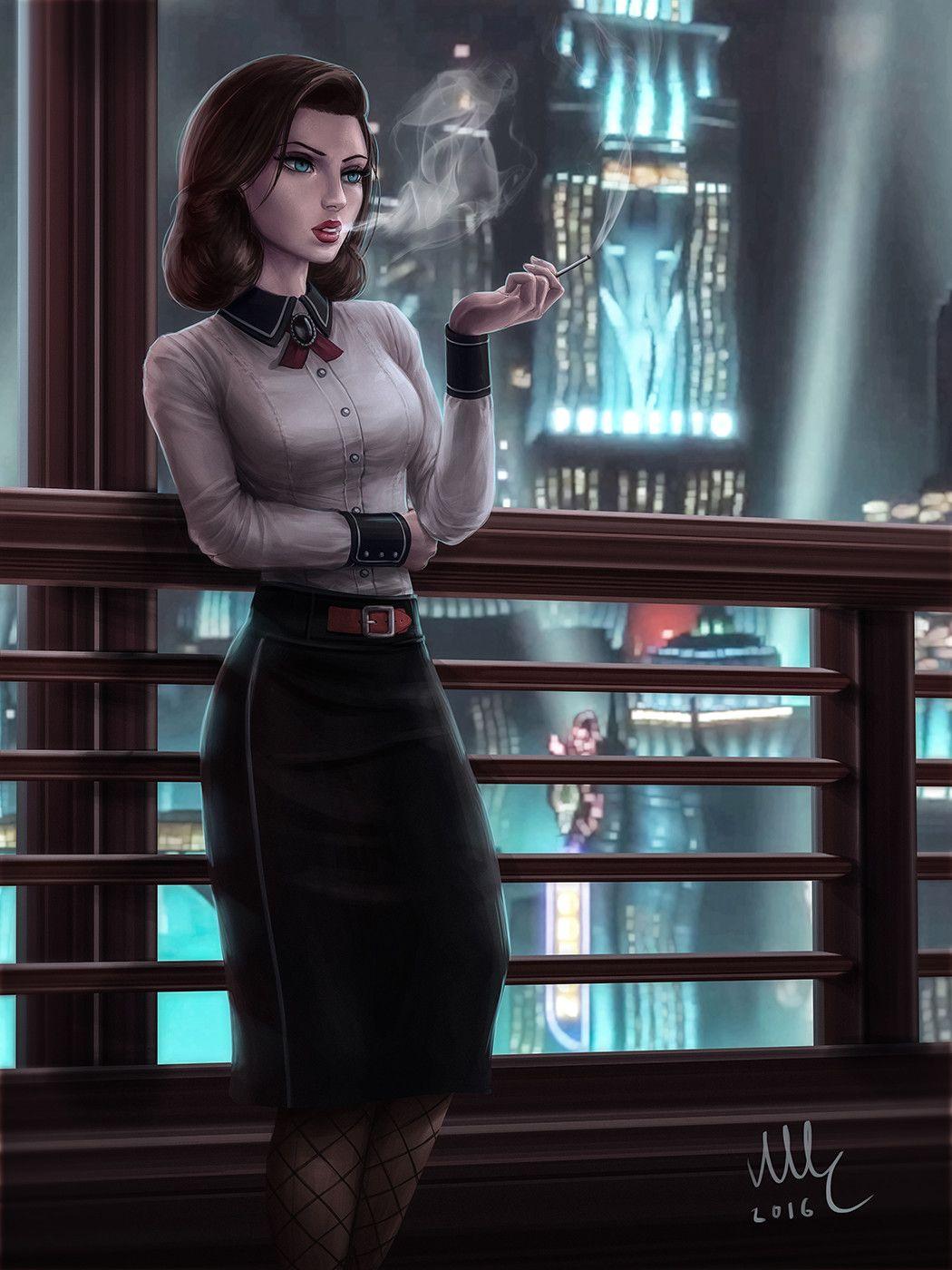 bioshock elizabeth pics game characters https pinterest com