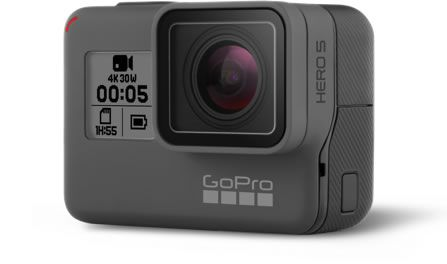 Gopro Hero5 Releases It S Waterproof Voice Controlled Hd Camera With Images Gopro Camera Action Camera Gopro