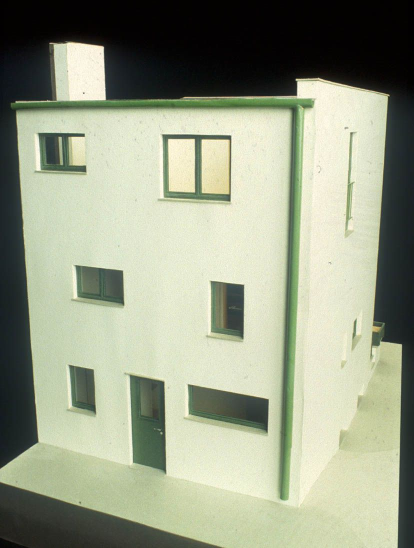 Housing Designs From Buckminster Fuller Walter Gropius And Frank  # Werkbund Muebles