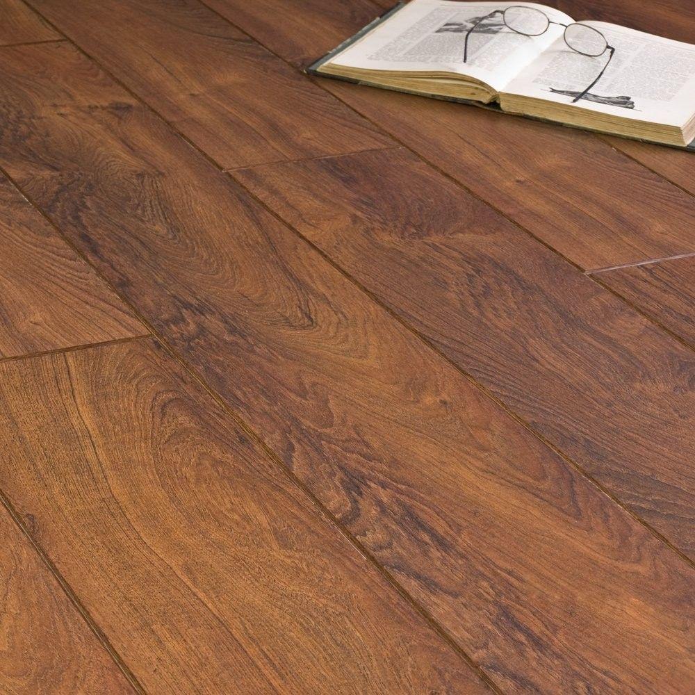 Balterio Quattro 8 4v Imperial Teak Laminate Flooring