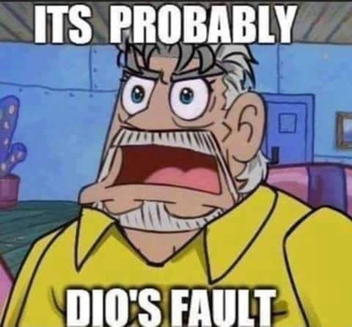 Image result for memes done | Jojo bizzare adventure, Jojo ...
