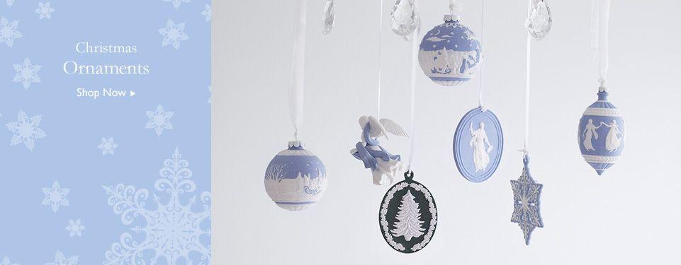 Wedgwood Adornos de Navidad