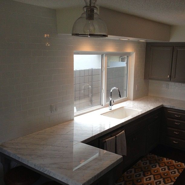 Seaspray Tile Tbt This One Is 24x24 Marble Kitchen
